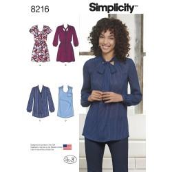 Skjorte og tunika snitmønster