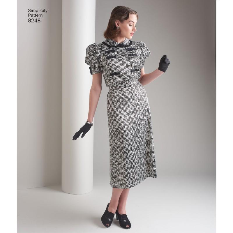 1930 kjoler