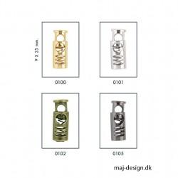Snorstopper metal 6 mm