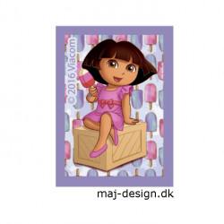 Dora the explorer strygemærke 4,3 x 5,7 cm