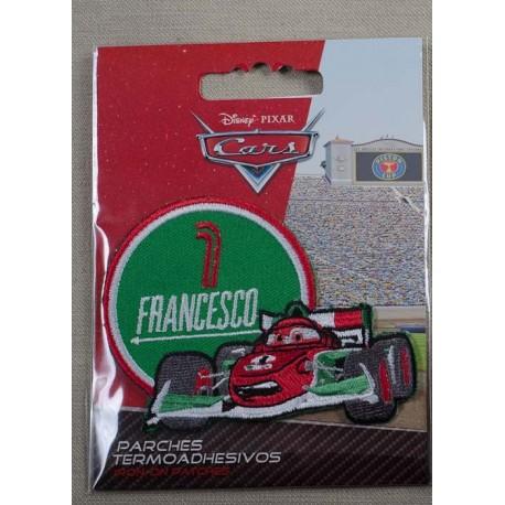 Cars Francesco 8x5,5cm