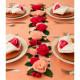 Filt Blomster mange forskellige Simplicity snitmønster 1027