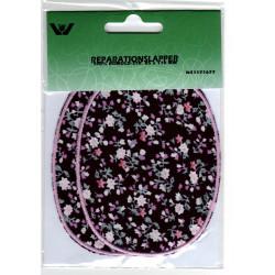 Strygelapper m/blomster 11x8 cm