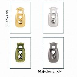 Snorstopper dobbelt nikkelfri 3mm