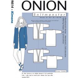 Kimono Onion snitmønster