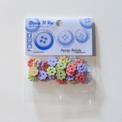 Blomster - Dress it up knapper