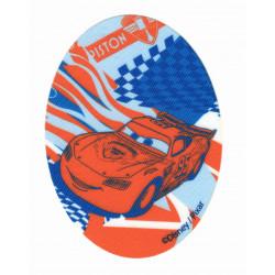 Cars McQueen Printet strygelap 11x8 cm