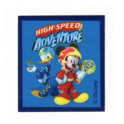 Mickey Mouse Printet strygemærke