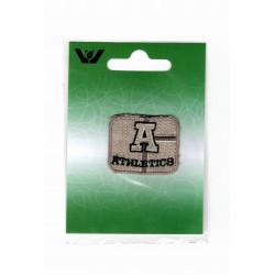 Athletice 4x3,5 cm strygemærke