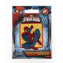 Spider-man 5 x 6 cm Broderet Strygemærke