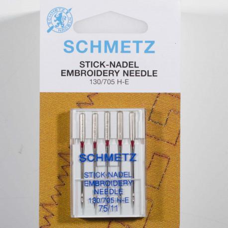 Schmetz Broderinål 8557-75