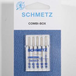 Maskinnåle sortiment Combi Box