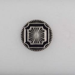Tin knap m/øje 23mm