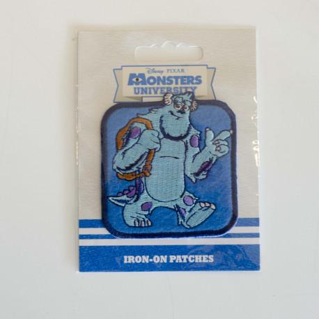 Monsters University Sully Broderet strygemærke 6,5x7 cm