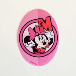 Minnie Mouse printet strygemærke 11x8 cm