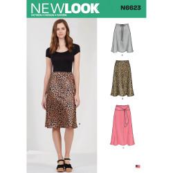 Nederdel New Look snitmønster