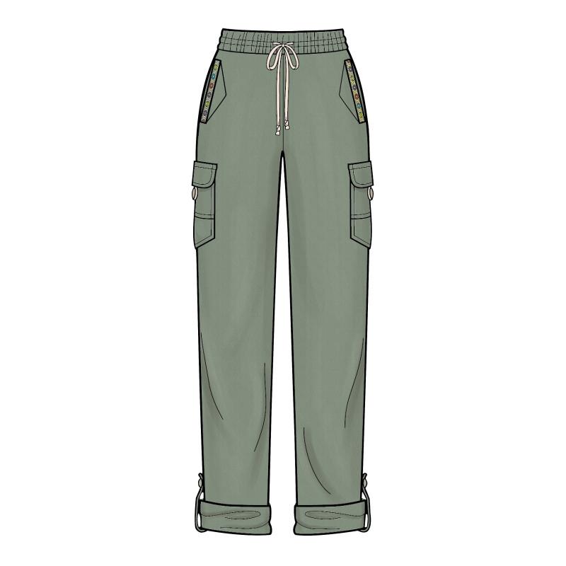 T shirt og bukser New look snitmønster