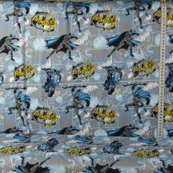 Batman Digital print metervare
