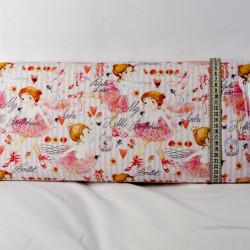 My Littel Ballerina Digital Print metervarer