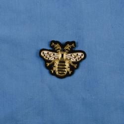 Bi strygemærke 5,5x4,5 cm