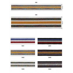 Linnings elastik flere farvet i 20 og 40 mm