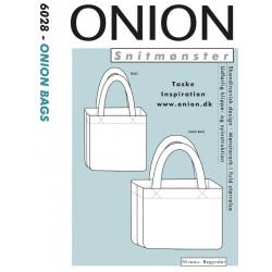 Onion bags snitmønster