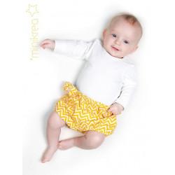 Baby Bloomers Minikrea snitmønster