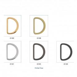 Formstøbt D-ring