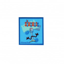 Toy Story printet strygemærke 6,5x5 cm