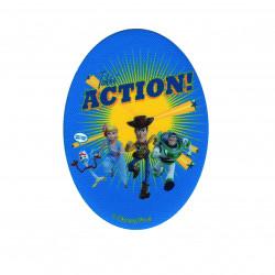 Toy Story printet strygelap 11x8 cm