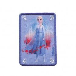 Elsa Broderet strygemærke 7x5 cm