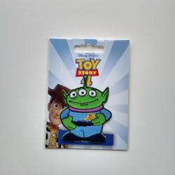 Toy Story Alien broderet strygemærke 5x7 cm