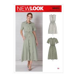Kjole New look snitmønster