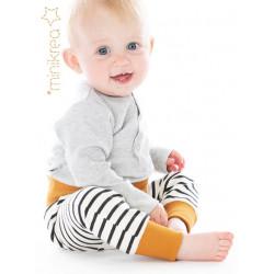 Baby bukser Minikrea snitmønster 111