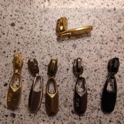 4mm glider med dråbe formet vedhæng