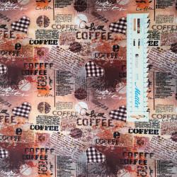 Coffee m/ternet hjerte jersey