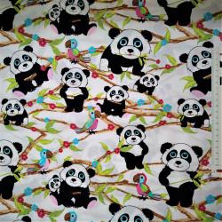 Panda og Papegøje metervare