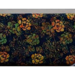 Patchwork Stof med blomst