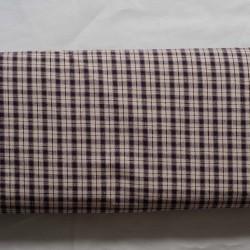 Bomuldsstof m/ Violet tern