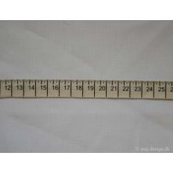 Bånd 15mm m/tryk Målebånd