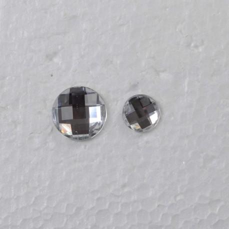 Klar knap m/Øje 14 og 20 mm