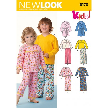 Børne nattøj