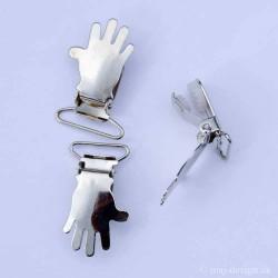 Seleclips hånd
