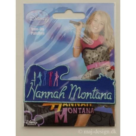 Hannah Montana 8x3,5 cm