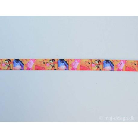 Folde elastik PETER PLYS 15mm