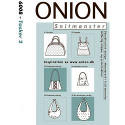 Tasker onion snitmønster 6008