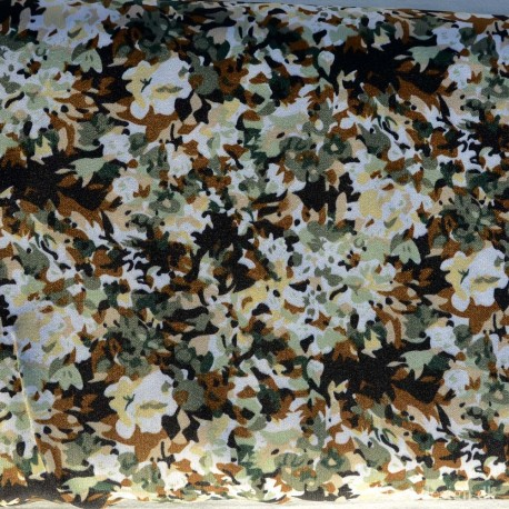 Camouflage farvet Poylester