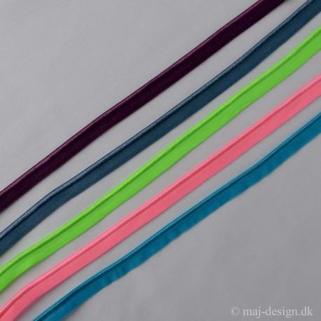 Elastik Tittebånd 10mm bred