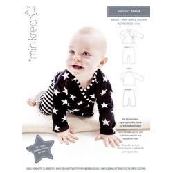 Babysæt minikrea snitmønster