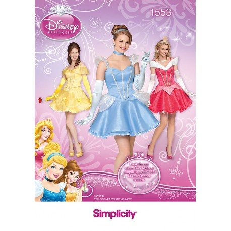 prinsesse udklædning voksne